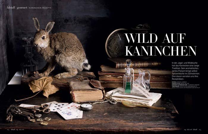 Falstaff Kaninchen