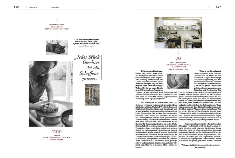 Steirereck S-Magazin Ausgabe 2